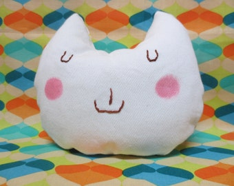Pastel Shaped Kitty Toy