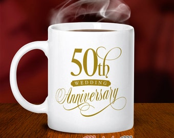 50th wedding anniversary gold wedding 50th wedding gift 50th anniversary wedding anniversary