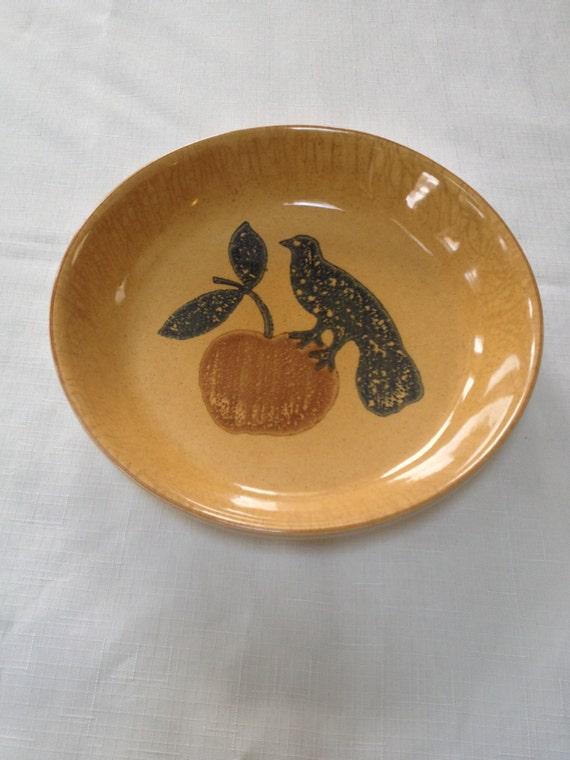 Pfaltzgraff Pie Dish 9 Inch American Mafa By Creativelycurated
