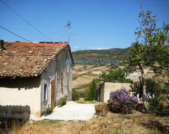 Italian Photography - Cottage - Travel - Italy Photos - Home Decor