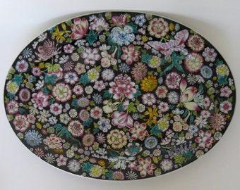 Millefleur Serving Platter