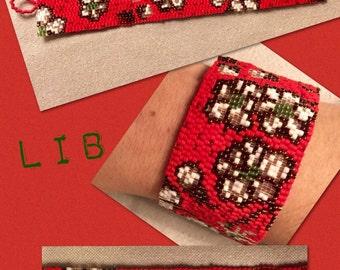 Lib Cuff Bracelet