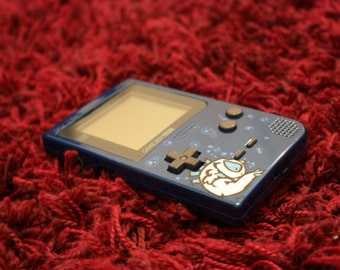Game Boy Pocket Pokemon CuXtom'Art