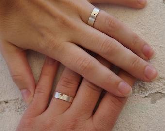 individual partner rings