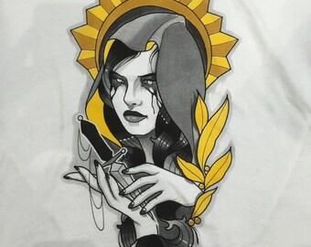 Dagger Lady MEDIUM