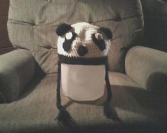 Baby Panda Bear hat