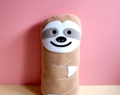 Plush Toy - The MINI Slothful Plush Friend (Beige)