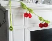 Cherry Garland Crochet Pattern pdf