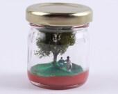 Mini Diorama – Marceline & Hugo