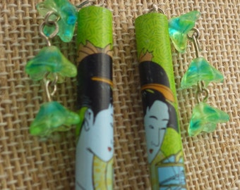 Geisha Hair Sticks