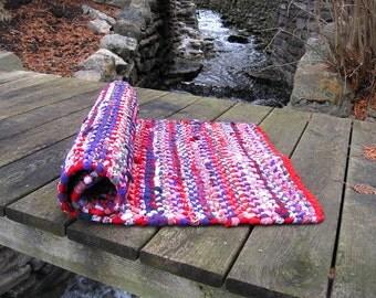 ELMIRA Rag Weaving RUG
