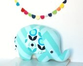 Kids Stuffed Elephant Plush Elephant Softie Baby Toy Stuffed Animal - Unique Baby Gift