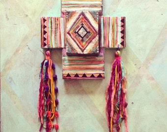 Four Directions Spirit Compass-Cross