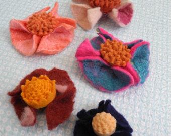 5 Flower Pin Seconds