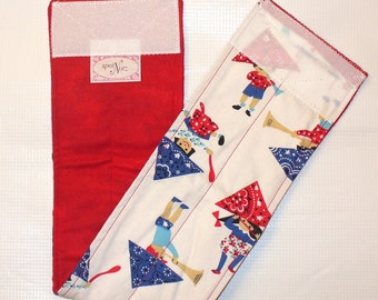 "Cotton top Male Dog Belly Band READY to SHIP 18.5"" waist size x 4.5"" wide"