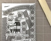 To get a letter, write a letter mail zine