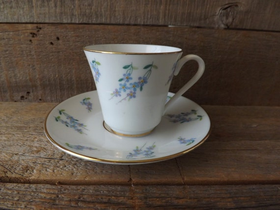demitasse cup and saucer blue and white teacup and saucer. Black Bedroom Furniture Sets. Home Design Ideas