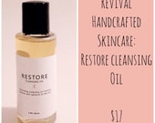 RESTORE Cleansing Oil