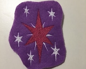 Twilight Sparkle Cutie Mark Patch