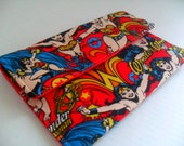 Ipad Mini  - Wonder Woman - DC Comics - Super Hero - Samsung Galaxy - Amazon Kindle Fire  - Kindle - Case - Sleeve