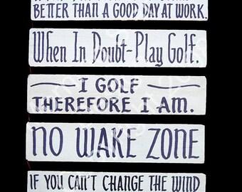 Golfing & Sailing, Folkism Set 15
