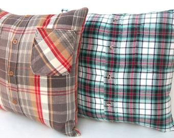 Custom Memory Pillow Shirt Pillow
