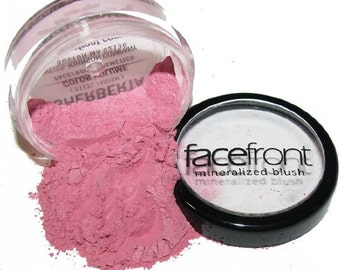 FaceFront Cosmetics Mineralized Blush in Sherberta