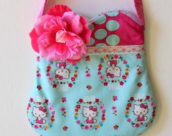 Garden of Hello Kitty Purse