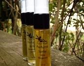 Faerie Made Natural Perfumes (Wild Bergamot) vegan