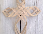 Cherokee Cross Basket Woven Wall Crucifix Easter Christmas Palm Sunday