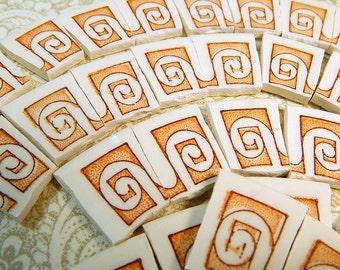 China Mosaic Tiles - MiD CeNTuRY ReTRO - BRoKeN PLaTeS China Tiles