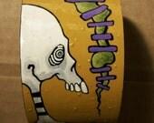 Skeleton Worm Women ZombieHead Bracelet