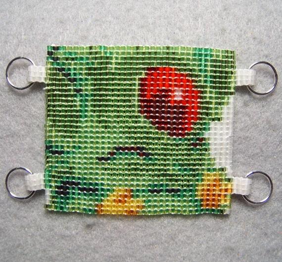 Updated! - Smiling Carbuncle Bracelet