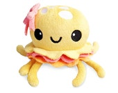 Cute Artist Designed Jellyblub Jellyfish Plush Toy