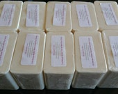 10 lb ExOTiC MANGO BUTTER Melt and Pour All Natural Soap Base No SLS VeGaN Soduim Laurel Sulfate Free Wholesale Bulk