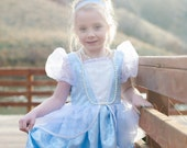 Beautiful Boutique Deluxe Cinderella Ballgown Costume