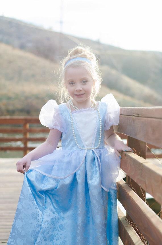 Beautiful Boutique Deluxe Cinderella Ballgown Costume