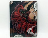 Sewn Comic Book Wallet - Spawn Design 11