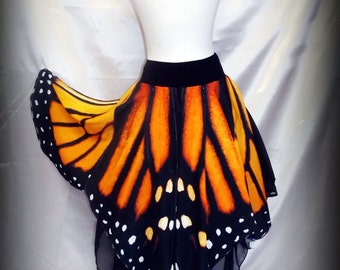 Monarch Butterfly Skirt Custom Made For You