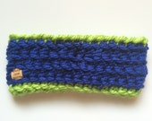 Seattle Seahawks inspired Headband