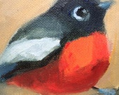 Original painting of Oriole