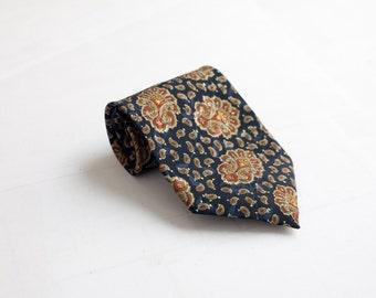 Men's Tie / Vintage Paisley Necktie