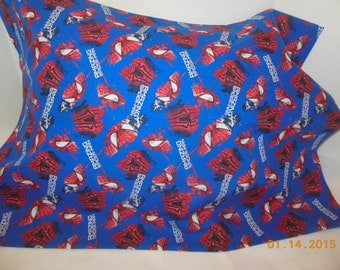 Amazing Spiderman Pillowcase