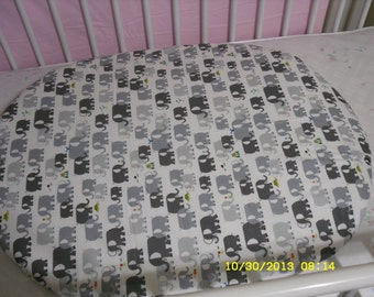 Custom Stokke Mini / Bassinette Crib Sheet.... Not a Pre-mad Item... Sewing Services ...... Made with Client's Fabric -Labor Only