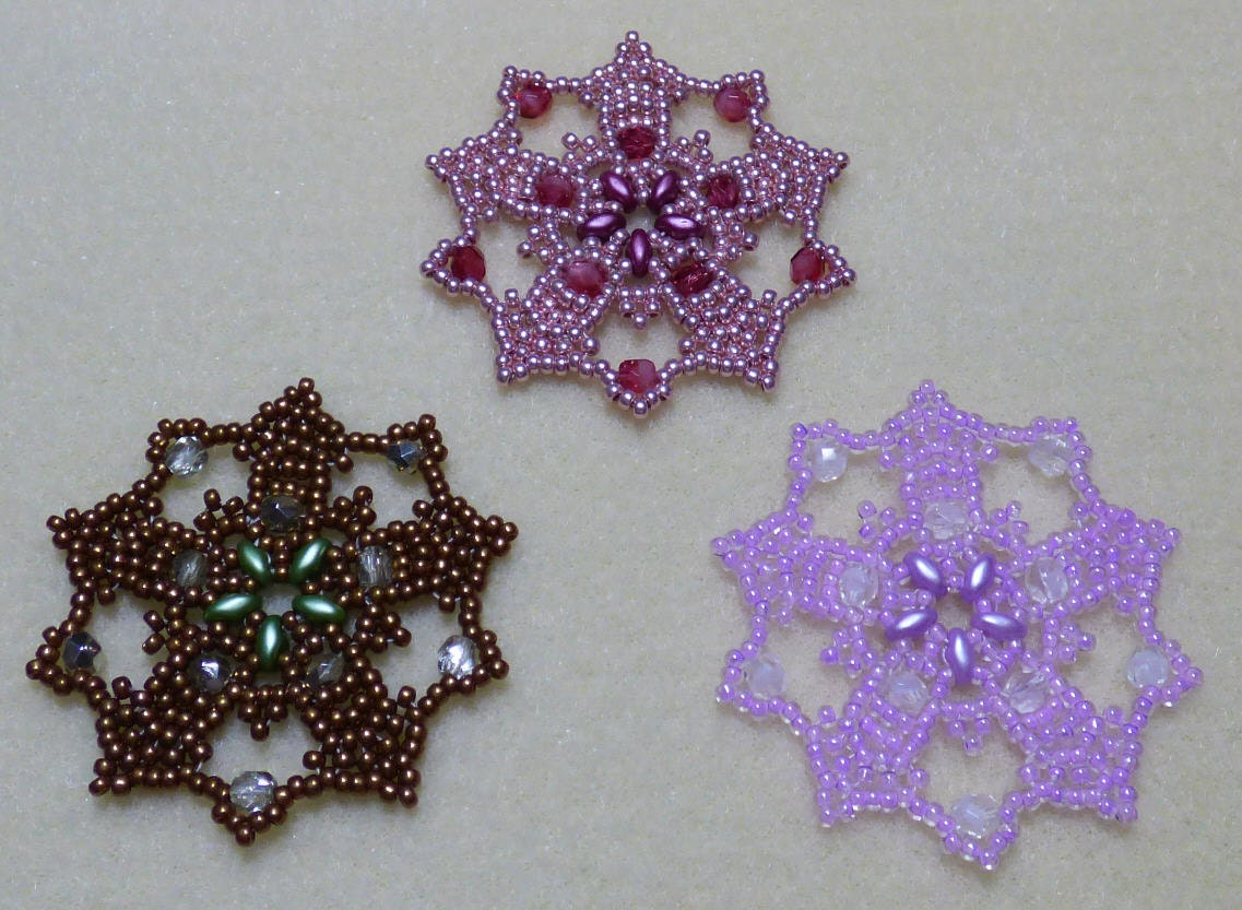 Snowflake Ornament 1 Pattern