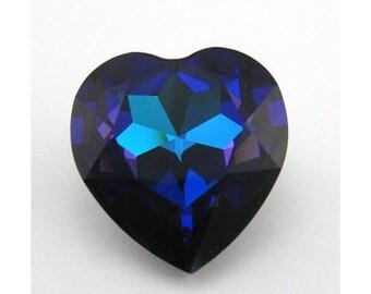 28mm Big Swarovski Crystal AB 4827, Color no 001 AB, 1pc