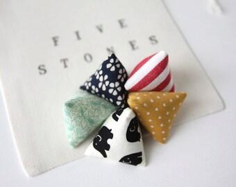 Five Stones Game-Ellie