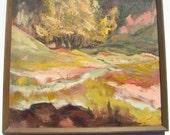 California Expressionist Landscape reserved  bdjaustin