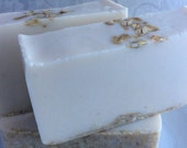 Goats and Oats Oatmeal, Milk and Honey Soap with Organic Oats