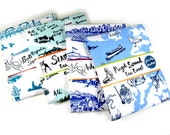 Any Two Souvenir Tea Towels SALE Seattle Washington U PICK